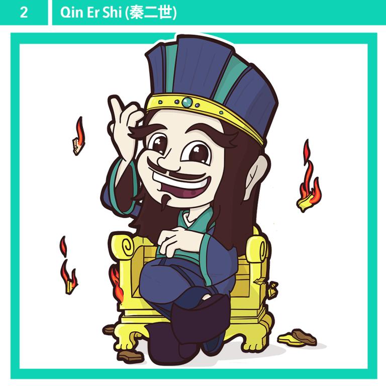 Qin Er Shi