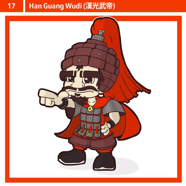 Guang Wu di